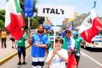 Team Italy. Credit: ISA / Michael Tweddle