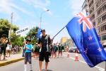 Team New Zealand. Credit: ISA / Michael Tweddle