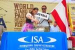 Team Austria. Credit: ISA / Michael Tweddle