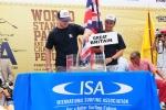 Team Great Britain. Credit: ISA / Michael Tweddle