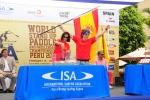 Team Spain. Credit. ISA / Michael Tweddle