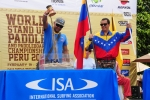 Team Venezuela. ISA / Michael Tweddle