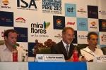 Sebastian Marambio, Jorge Muñoz, Nino Lauro - Credit: ISA / Rommel Gonzales