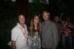 Dan Gavere, Jodi Nelson and Collin Phillips. Credit: ISA