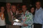 Eduardo Arena and ISA President Fernando Aguerre. Credit: ISA
