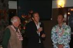 Jose Osterling, Eduardo Arena and ISA President Fernando Aguerre . Credit: ISA
