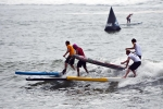 SUP Technical Race Men. Credit:ISA/ Rommel Gonzales