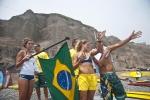 Team Brazil. Credit:ISA/ Rommel Gonzales