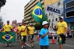 Team Brazil. Credit: ISA / Michael Tweddle