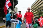 Team Denmark. Credit: ISA / Michael Tweddle