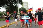 Team France. Credit: ISA / Michael Tweddle
