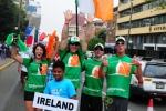 Team Ireland. Credit: ISA / Michael Tweddle