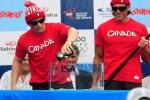 Team Canada. Credit: ISA / Michael Tweddle
