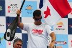 Team Panama. Credit: ISA / Michael Tweddle