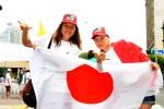 Team Japan. Credit: ISA / Michael Tweddle