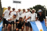 Team Argentina. Credit: ISA / Michael Tweddle