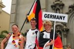 Team Germany. Credit: ISA / Michael Tweddle