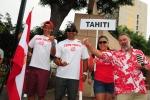 Team Tahiti. Credit: ISA / Michael Tweddle