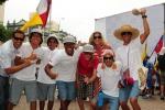 Team Peru. Credit: ISA / Michael Tweddle