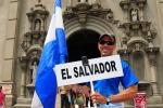 Team El Salvador. Credit: ISA / Michael Tweddle