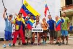 Team Venezuela. Credit: ISA / Michael Tweddle