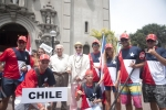 Team Chile. Credit:ISA/ Rommel Gonzales