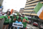 Team Ireland. Credit:ISA/ Rommel Gonzales