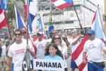 Team Panama. Credit:ISA/ Rommel Gonzales