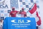 Team Canada. Credit:ISA/ Rommel Gonzales