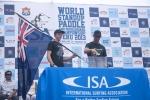 Team New Zealand Credit:ISA/ Rommel Gonzales