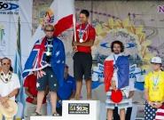 Medalists Men's SUP Surfing Credit: ISA/Michael Tweddle
