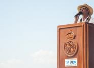 ISA President Fernando Aguerre. Credit: ISA/Rommel Gonzales