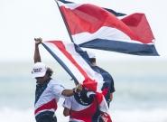 Team Costa Rica. Credit: ISA/Rommel Gonzales