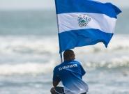 Team El Salvador. Credit: ISA/Rommel Gonzales
