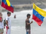 Team Venezuela. Credit: ISA/Rommel Gonzales