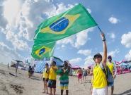 Team Brasil. Credit: ISA/Rommel Gonzales