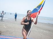 VEN - Maria Orihuella. Credit: ISA/Rommel Gonzales