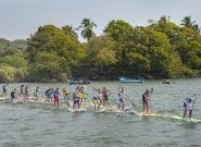Men Distance Race. Credit: ISA/Rommel Gonzales