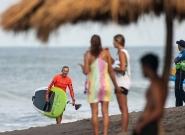 La Boquita Beach. Credit: ISA/ Rommel Gonzales