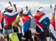 Team Costa Rica. Credit: ISA/Michael Tweddle