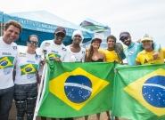 Team Brazil. Credit: ISA/Rommel Gonzales