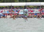 Relay Race. Credit: ISA/Michael Tweddle