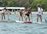 Women's Technical SUP. Credit: ISA/Michael Tweddle