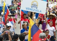 Team Venezuela Parade Of Nations. Credit: ISA/Michael Tweddle