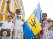 Team Barbados. Credit: ISA/Michael Tweddle
