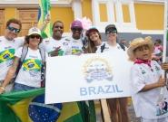 Team Brazil. Credit: ISA/Michael Tweddle