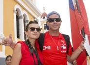 Team Chile. Credit: ISA/Michael Tweddle