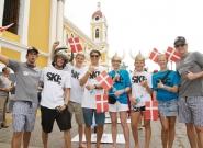 Team Denmark. Credit: ISA/Michael Tweddle