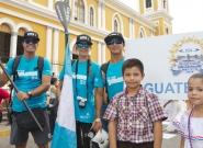Team Guatemala. Credit: ISA/Michael Tweddle