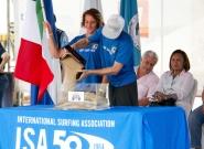 Team Italy. Credit: ISA/Michael Tweddle